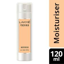 Lakme Peach Milk Moisturiser 120ml MRP-199/-