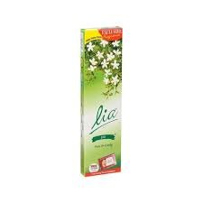 LIA JAS PURE & LIVELY AGARBATHIES+ FREE SOAP 115GM MRP 50/-