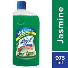 LIZOL CLEANING & GERM KILL JASMINE   975ml MRP 179/-