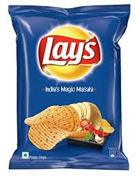LAYS MAGIC MASALA  15GM - MRP 5/-