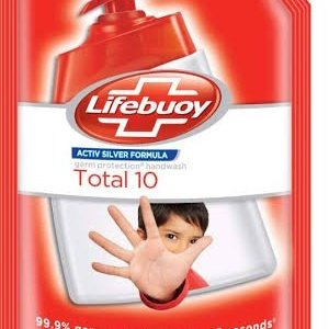 Lifebuoy Total 10 Net wet 750ml MRP 189/-Buy 1 get 1 Free