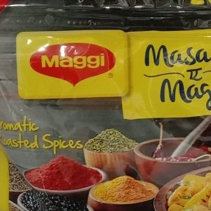 MAGGI MASALA MAGIC ( 20 PC PACK OF ONE SINGLE USE SACHETS SAVE 4 RS/- )    MRP 96/-