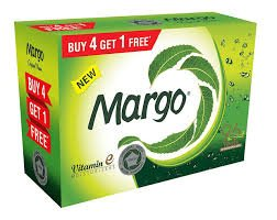 Margo Soap 100gm Set of 4+1 MRP 120/-
