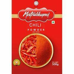 Matrubhumi Chilli Powder 5kg MRP-1100/-