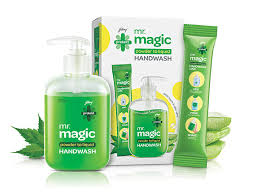 Godrej Protekt Magic Power to Liquid Handwash 1 empty bottle+1sachet of 9 g MRP-40/-