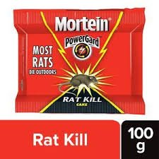 MOITEIN POWERGARD RAT KILL CAKE 100GM MRP 64/-