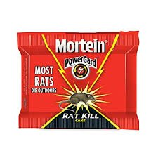 MOITEIN POWERGARD RAT KILL CAKE 25GM MRP 20/-