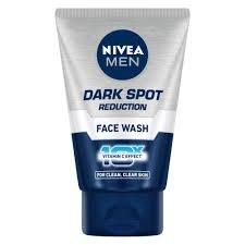 Nivea Men Dark Spot Reduction Face Wash 100g MRP-199/-
