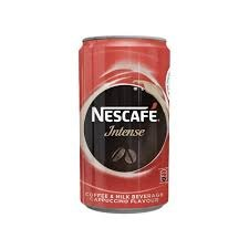 NESCAFE INTENSE  COFFEE &  MILK BEVERAGE CAPPUCCINO FLAVUR 180ML MRP 50/-