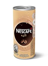 NESCAFE JEED LATTE   COFFEE &  MILK BEVERAGE CAPPUCCINO FLAVUR 180ML MRP 50/-