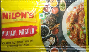 NILONS MAGICAL MASALA 6GM MRP 5/-