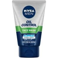 Nivea Men Oil Control Face Wash 50g MRP-99/-