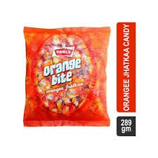 Parle Orange Bite 289g MRP-50/-