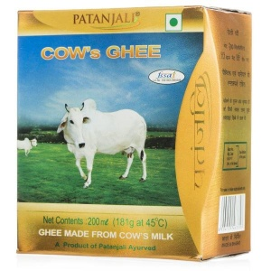 Patanjali Cow Ghee 1LTR