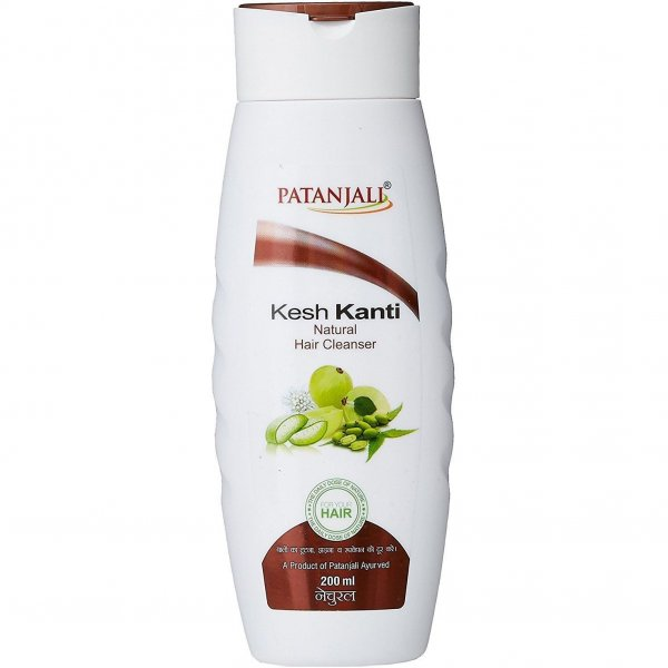 Patanjali Kesh Kanti Natural Hair Cleanser 200ml MRP-75/-