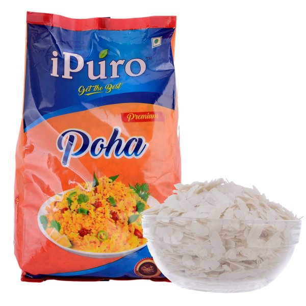 Poha (800gm*20kg=25 PACKS)