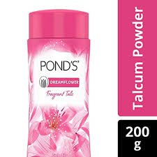 Pond's Dreamflower Fragrant Talc Pink Lily 200g MRP-180/-