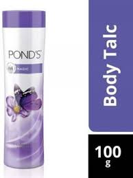 Pond's Magic Freshness Talc Acacia Honey  100g MRP-110/-