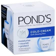 Pond's Cold Cream 49g MRP-89/-
