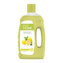Pour Home Disinfectant Surface Cleaner 1L MRP-179/-