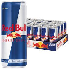 REDBULL ENERGY DRINK 250ML MRP 115/-