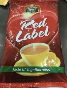 Brooke Bond Red Label 250gm MRP 70/-