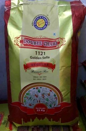 DOUBLE CHABI REGULAR 25K(PAKKA RICE)