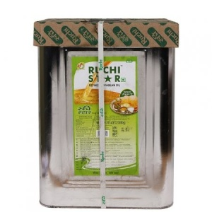 Ruchi Star Soya Refined Oil 15kg