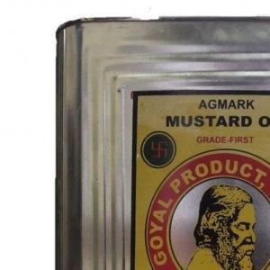 Tagore Agmark Mustard oil 15ltr