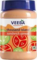 Veeba Thousand Island Sandwich Spread  280g MRP-89/-