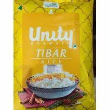 India Gate Unity Basmati Tibar Rice 1 kg MRP-92/-
