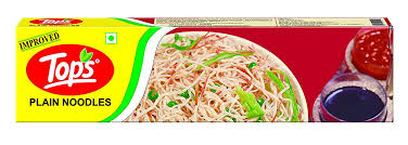 Tops Plain Noodles 350g MRP-50/-