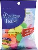 Wonder Fresh Naphthalene Balls  3 in 1 (7 Balls) MRP-20/-